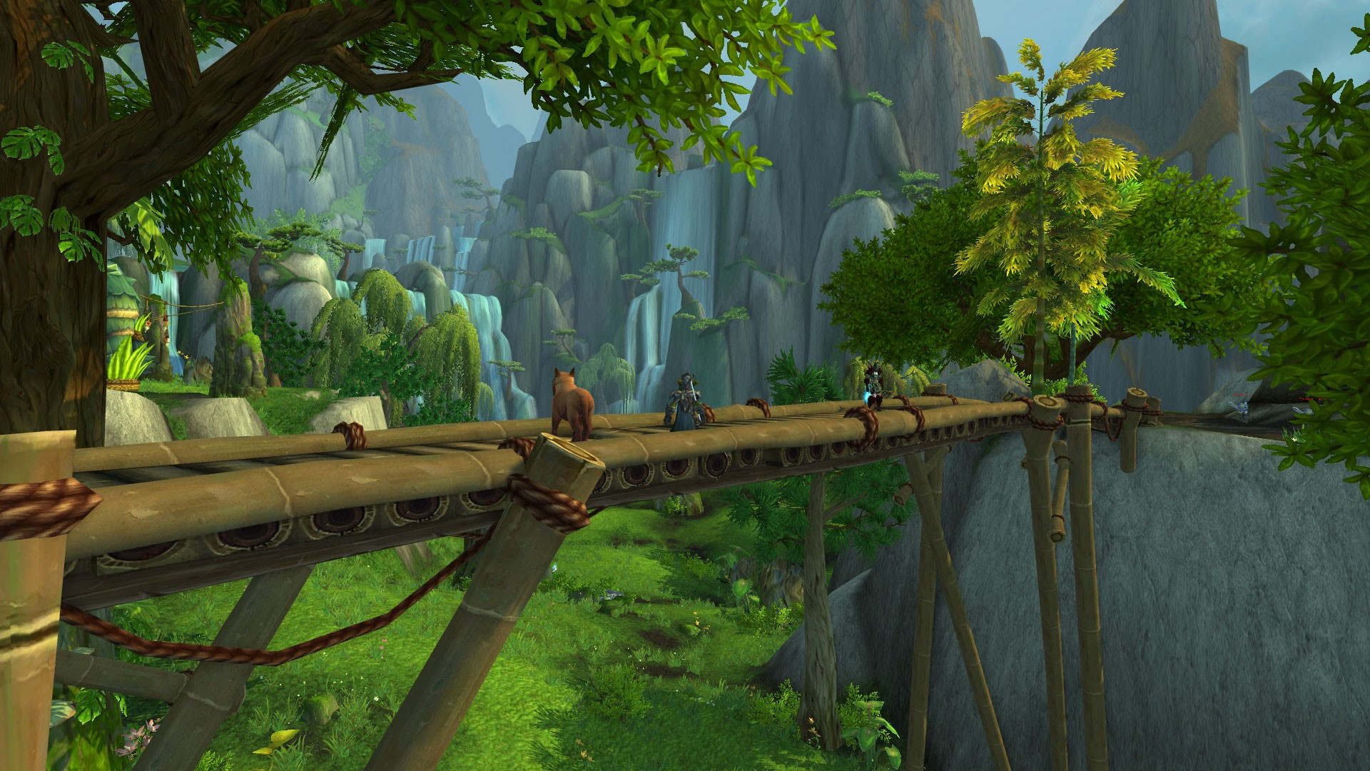 World of Warcraft: Mists of Pandaria - a bridge too far
