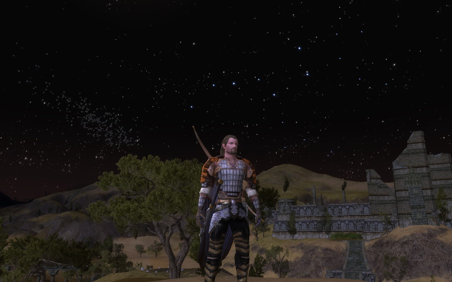 Lord of the Rings Online - Galadthryth of Rohan in the Lone Lands
