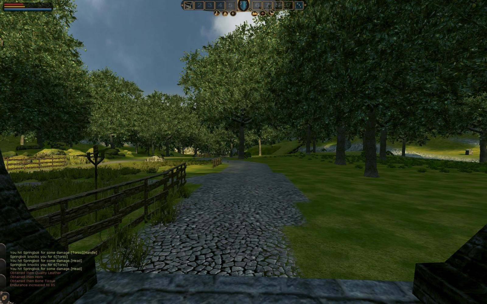 Mortal Online - Mortal Online Tree Improvements
