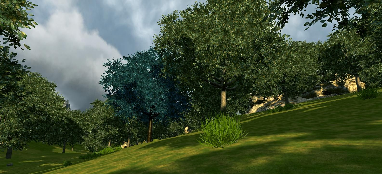 Mortal Online - MO Trees After Improvement