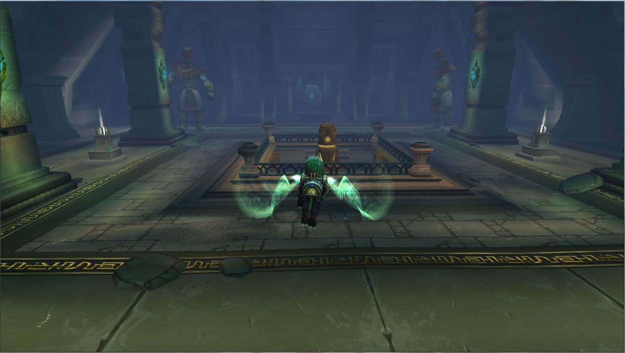 World of Warcraft - chamber of the stars uldum