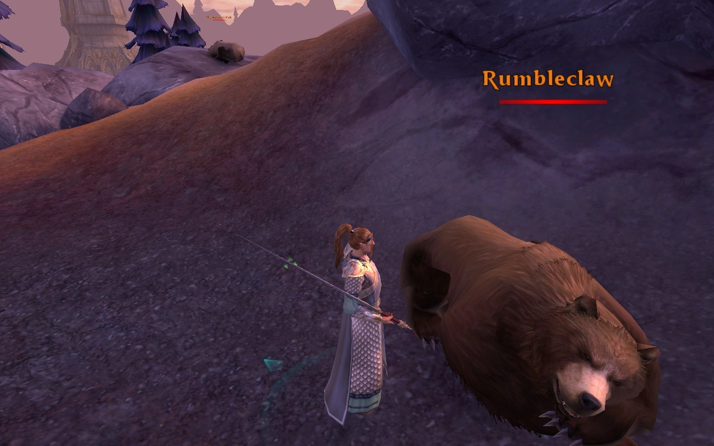 Warhammer Online: Age of Reckoning - Good thing he is sleeping....