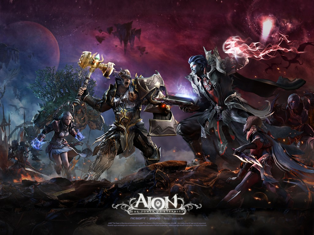 Aion - The battle