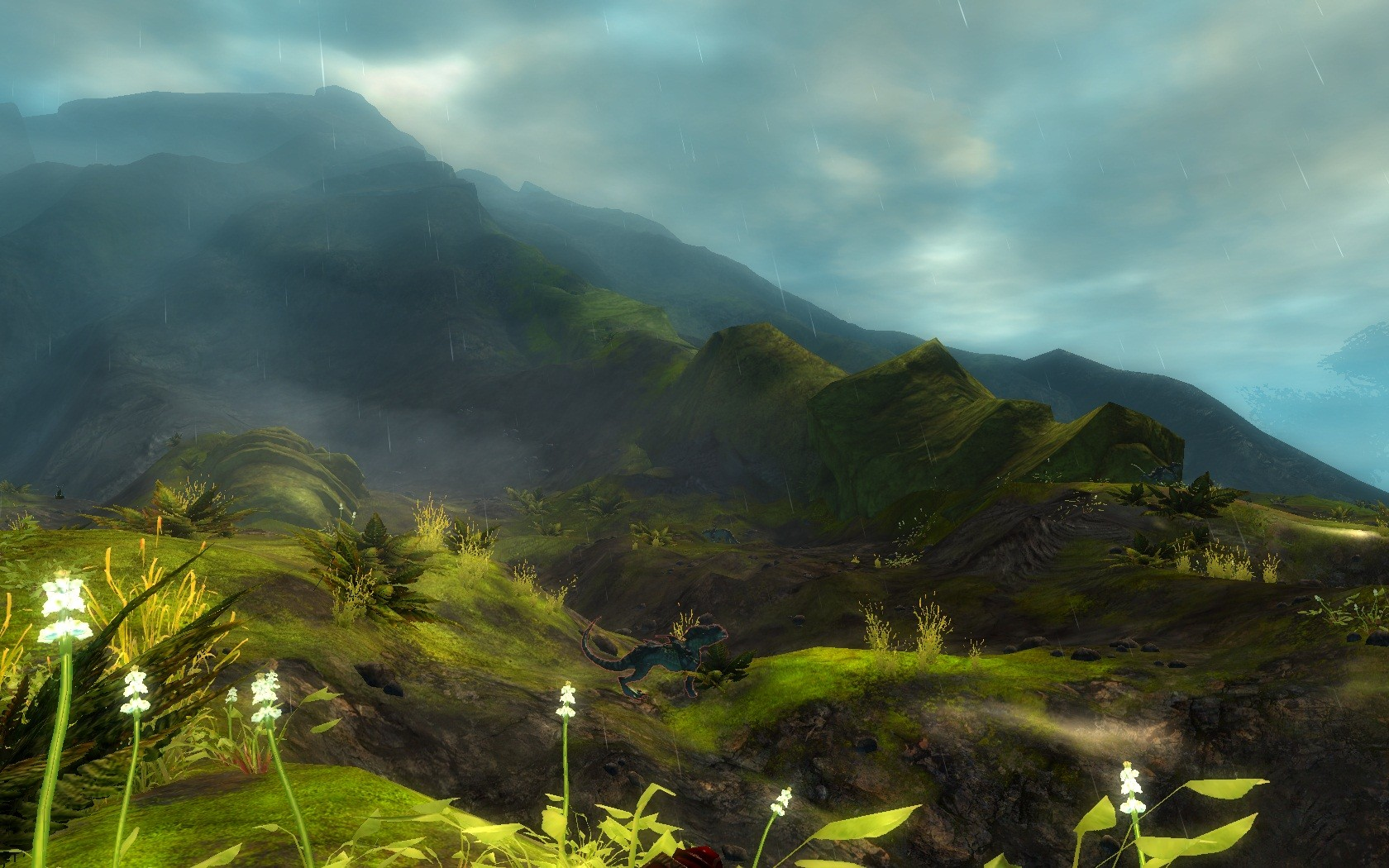 Guild Wars 2 - I can't stop taking screenshots..  help..