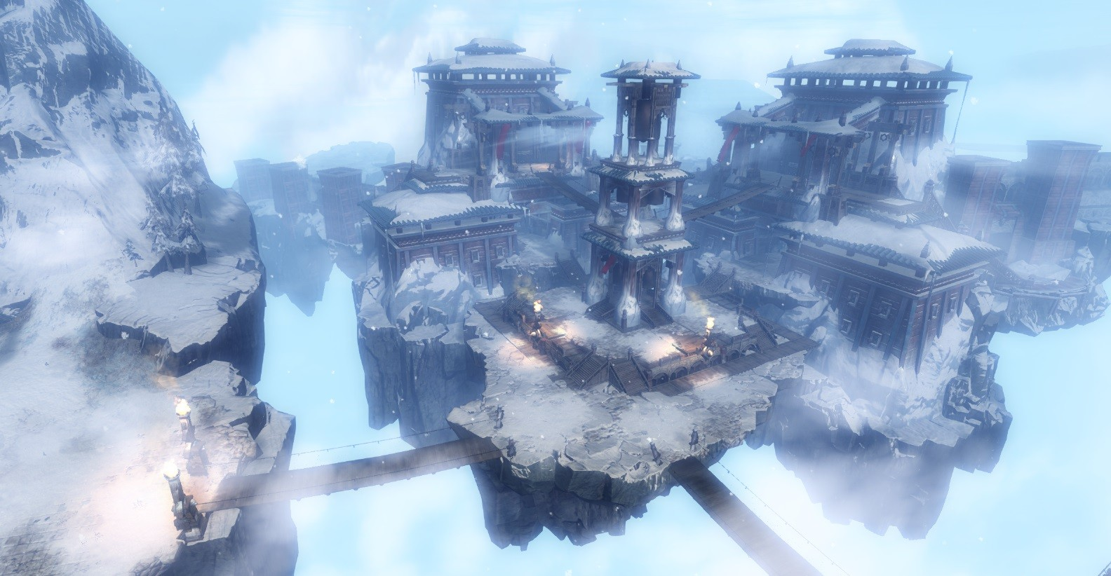 Guild Wars 2 - Edge of the Mists: new WvW maps coming!