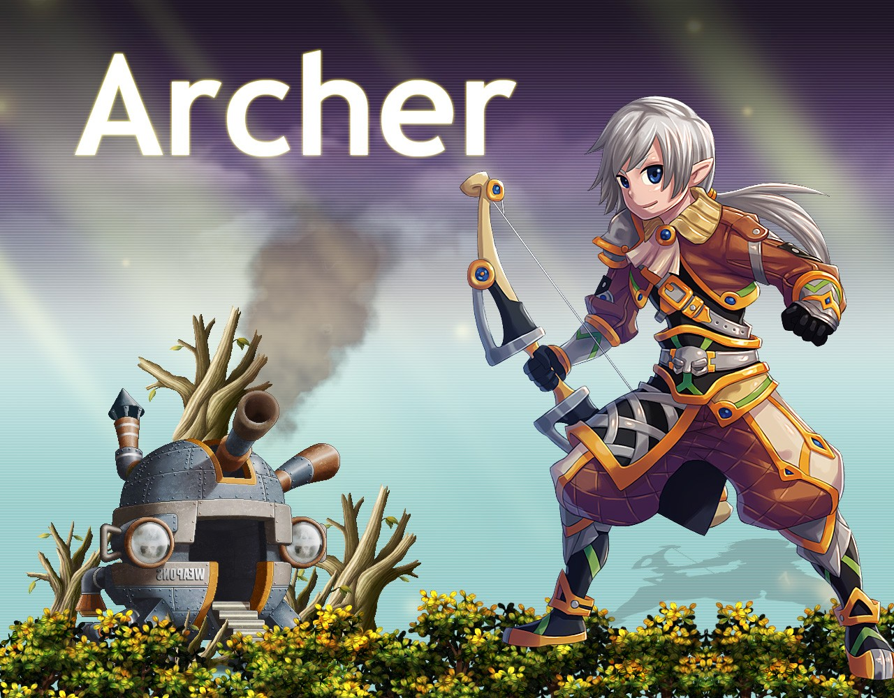 WindSlayer 2 Archer