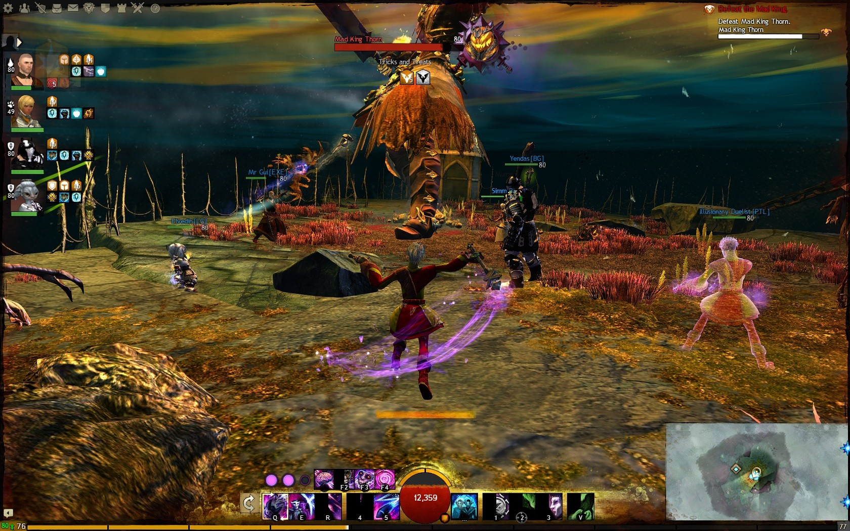 Guild Wars 2 - Awesome boss fight!