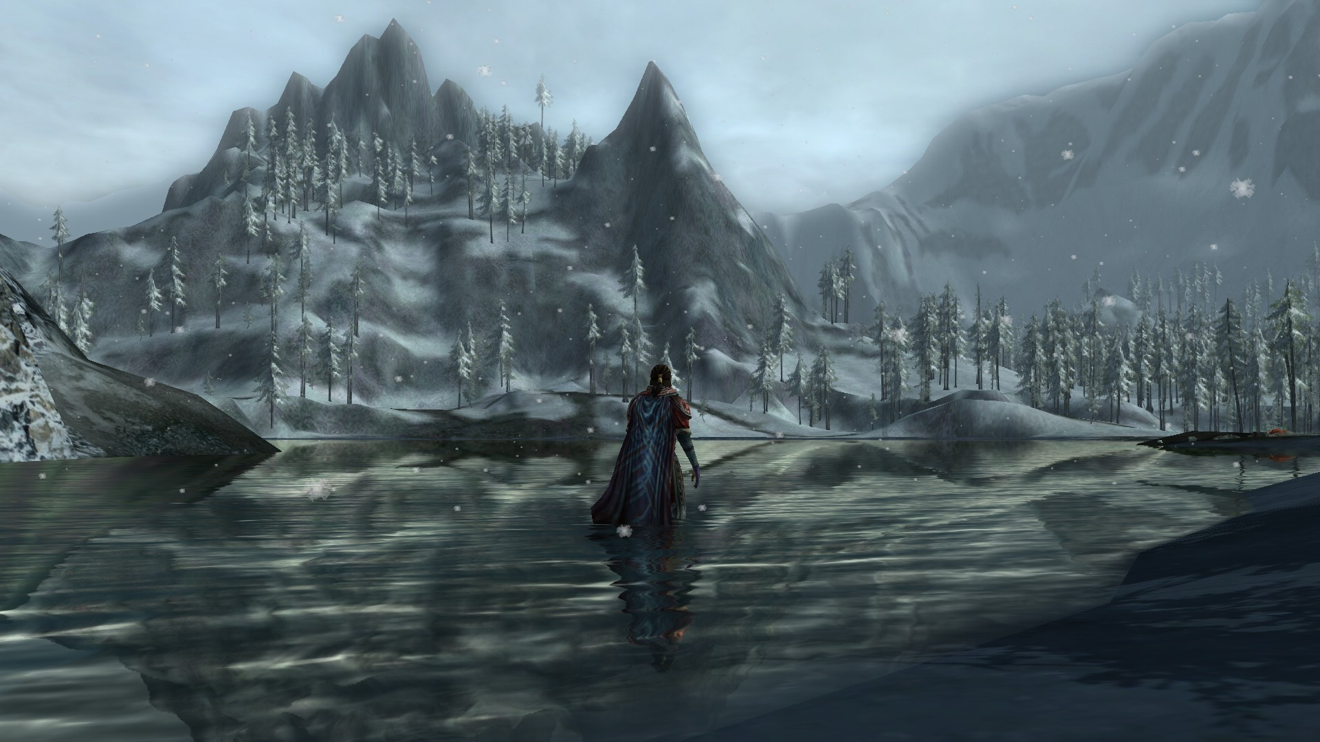 Lord of the Rings Online - Forochel