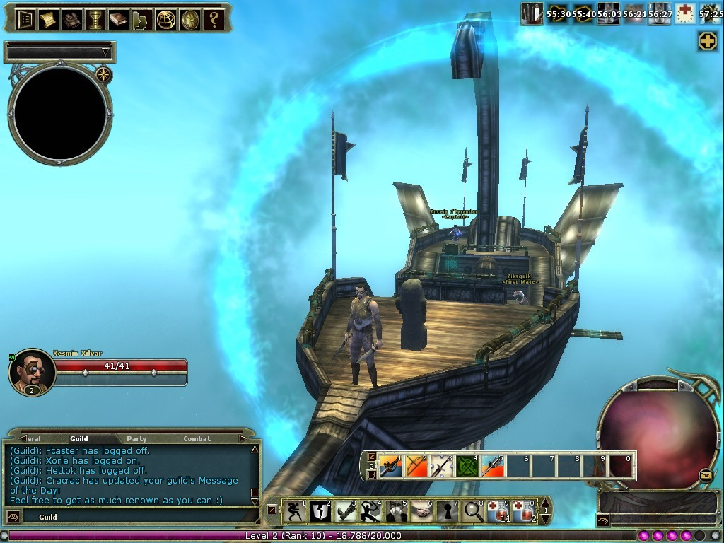 Dungeons & Dragons Online - DDO Guild Airship