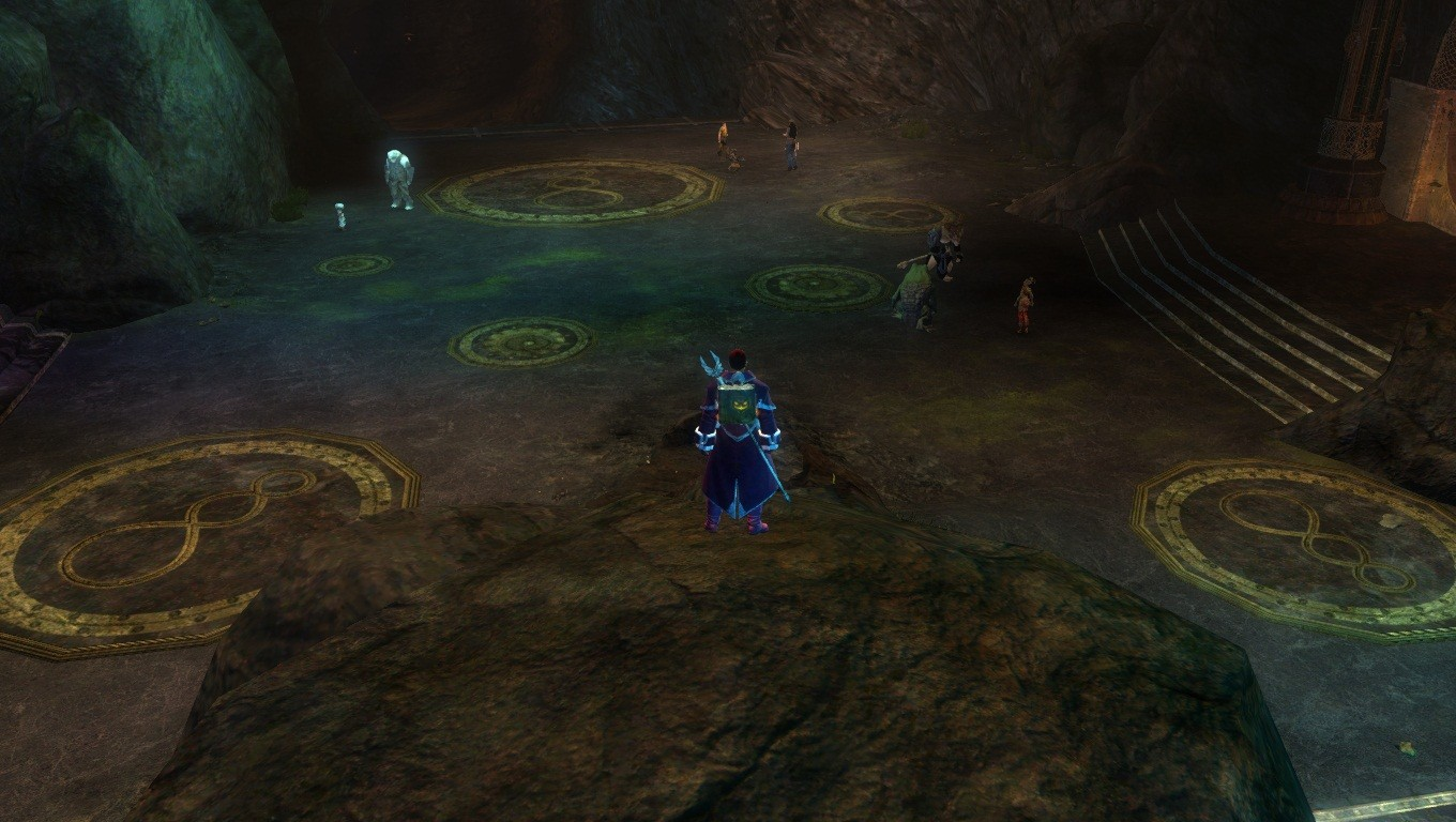 Order of Whispers Lair, not my order