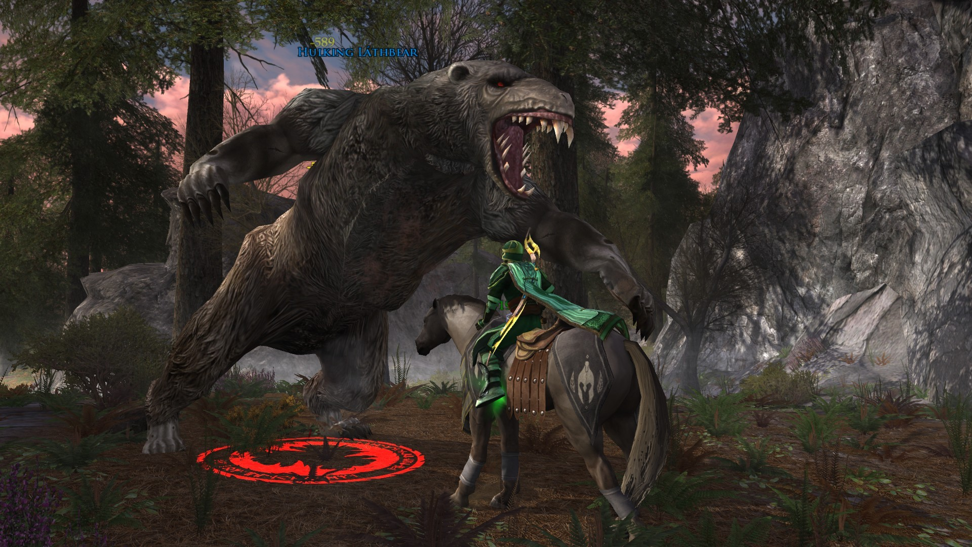 Lord of the Rings Online - .....BEAR~~~~