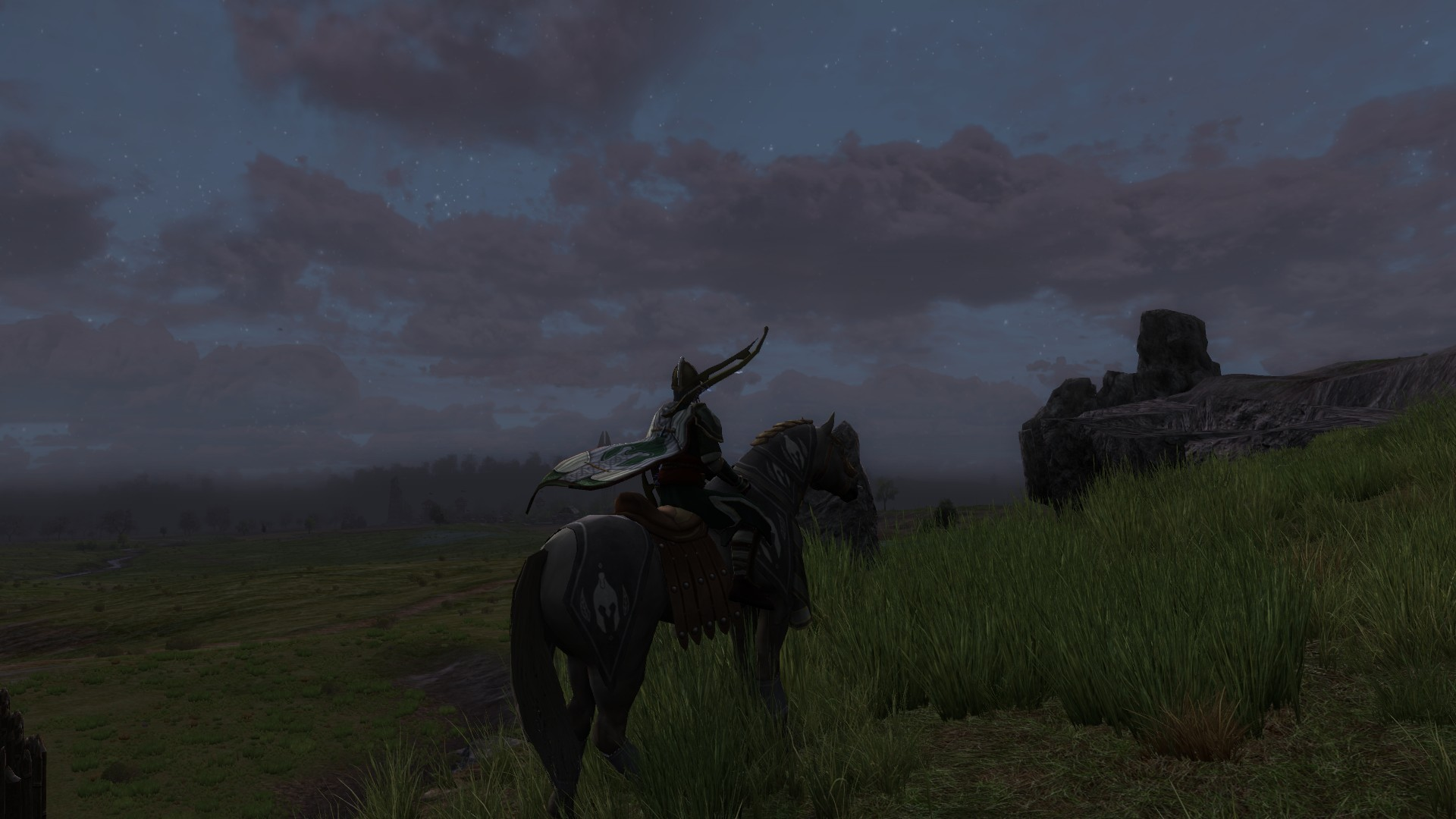 Lord of the Rings Online - Night falls upon the Norcrofts