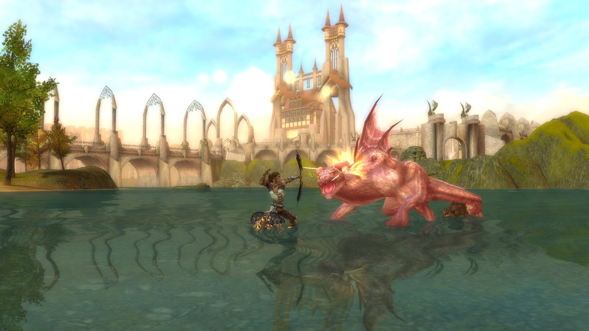 Guild Wars - Lakeside County