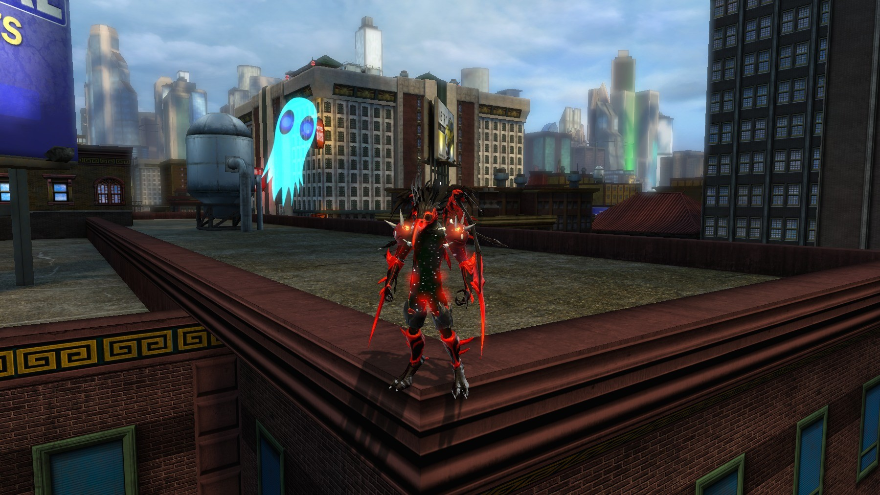 DC Universe Online - my character currently.