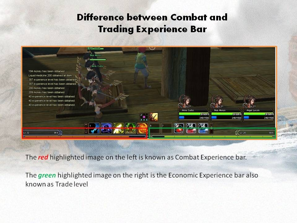 Difference Between Combat and Trading