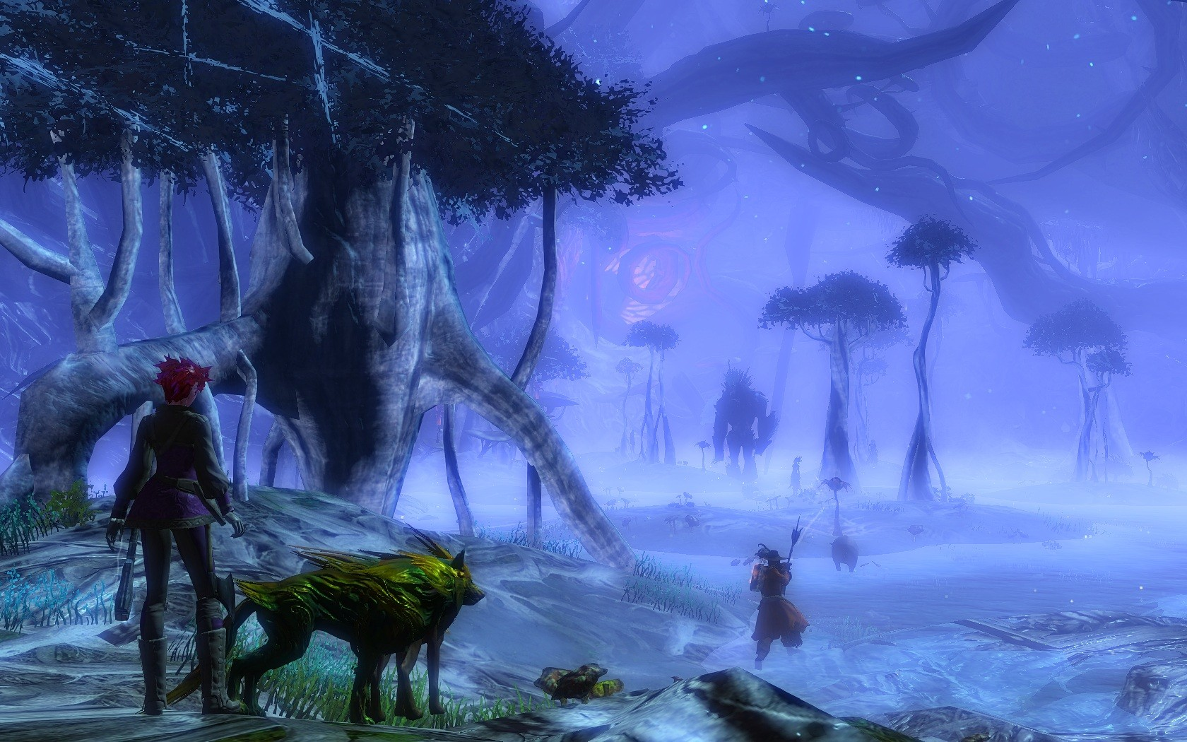 Guild Wars 2 - Jumping puzzle 1