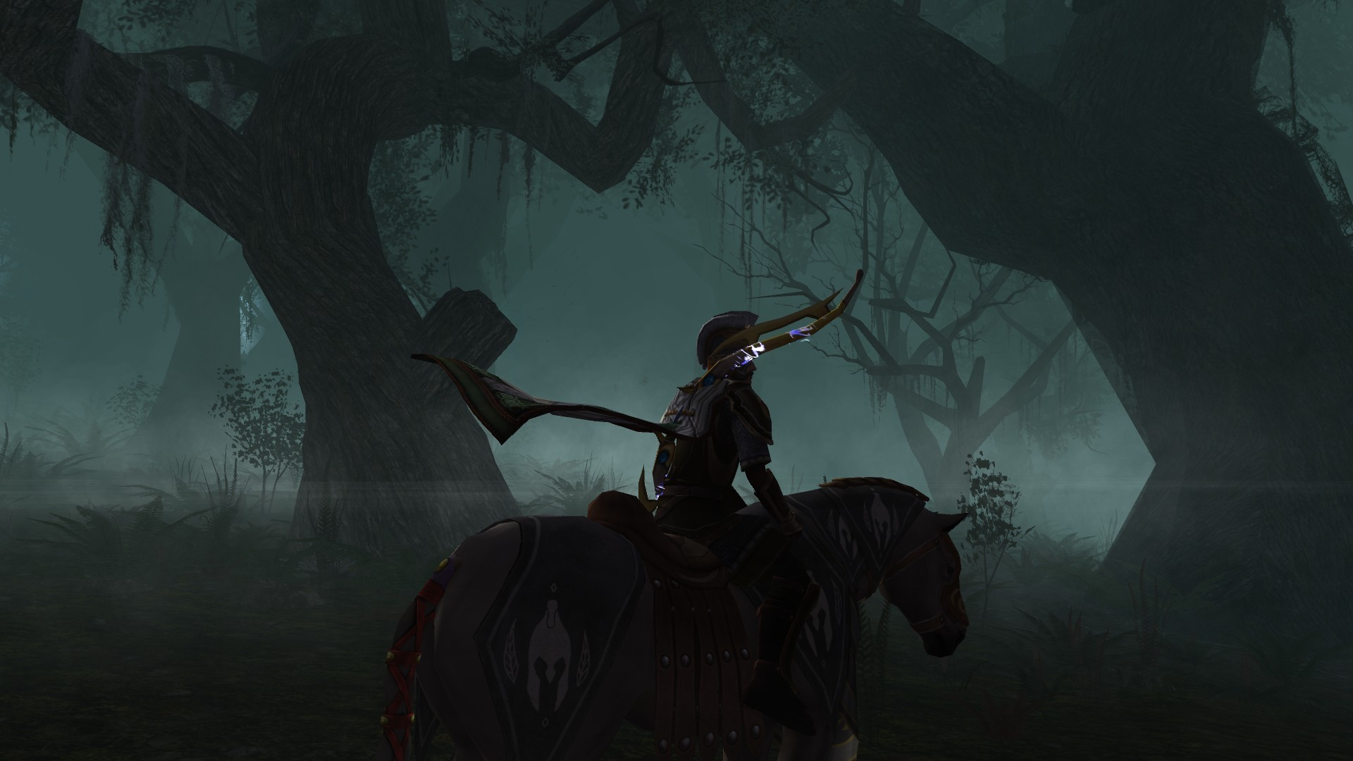 Lord of the Rings Online - Eaves of Fangorn