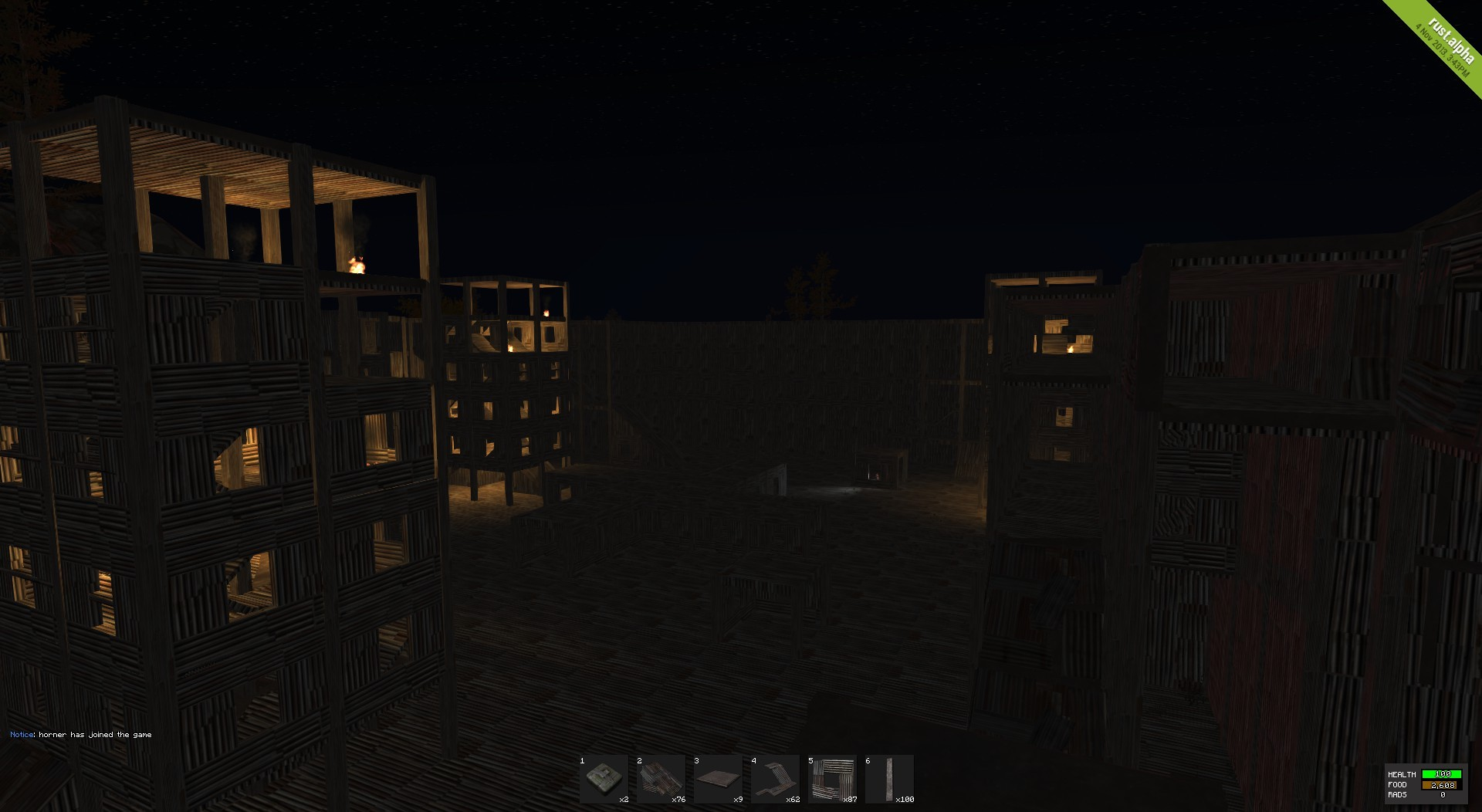 Rust: Player Made arena 3