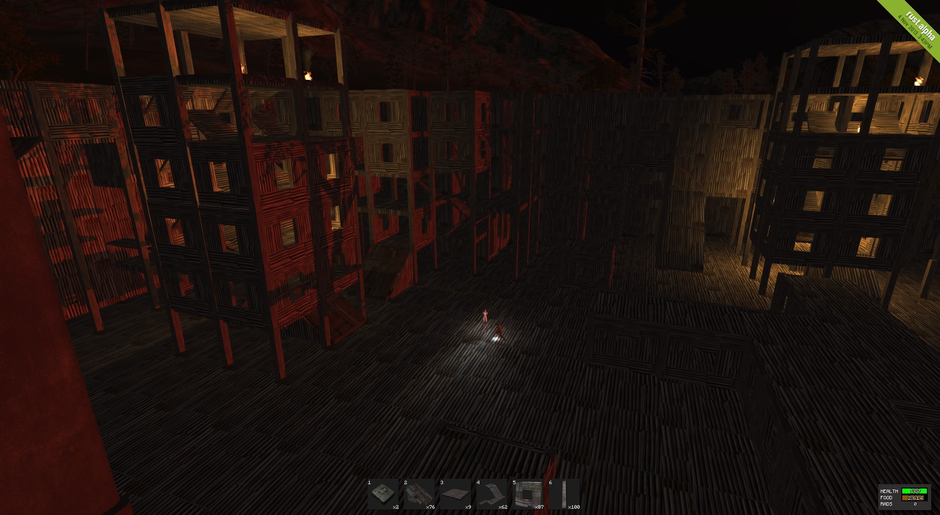 Rust: Player Made arena 1