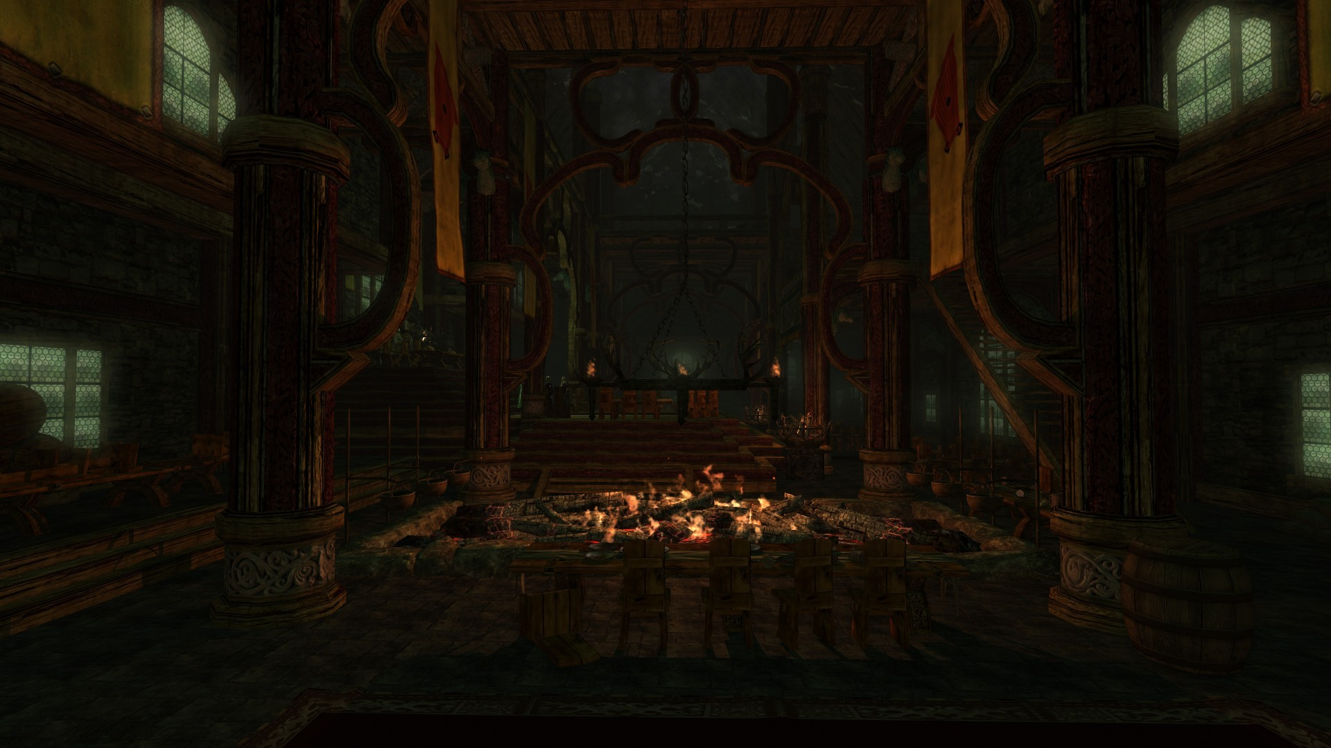 Lord of the Rings Online - Mead Hall