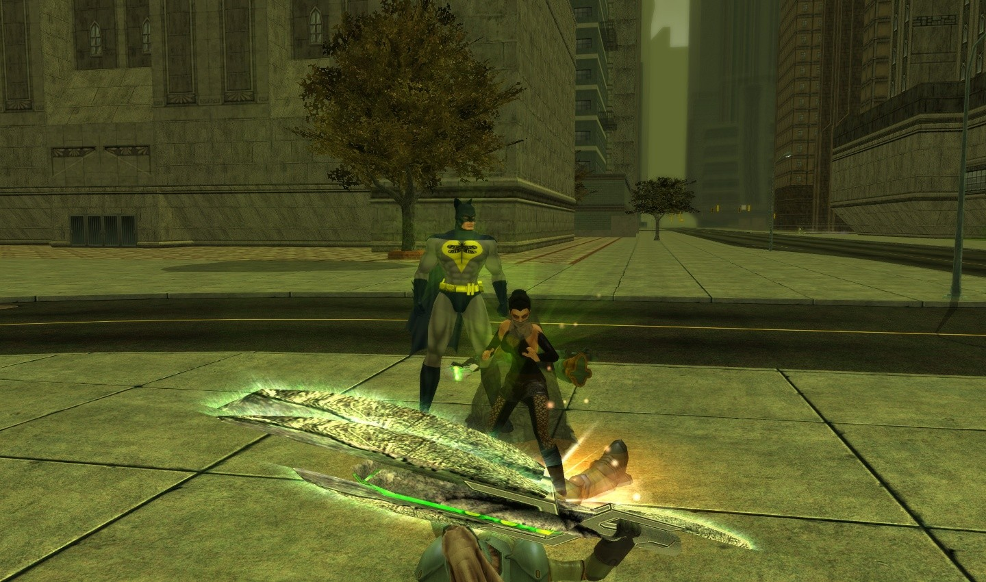 City of Heroes - Generichero 100897..otherwise known as Gnat man...no it wasnt me...