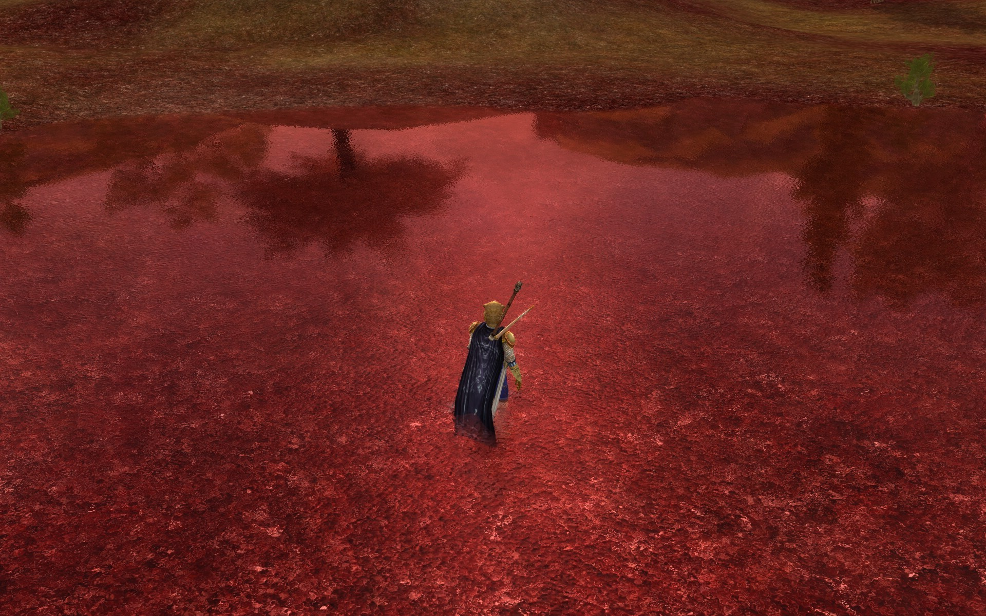 Lord of the Rings Online - gruesome and beautiful