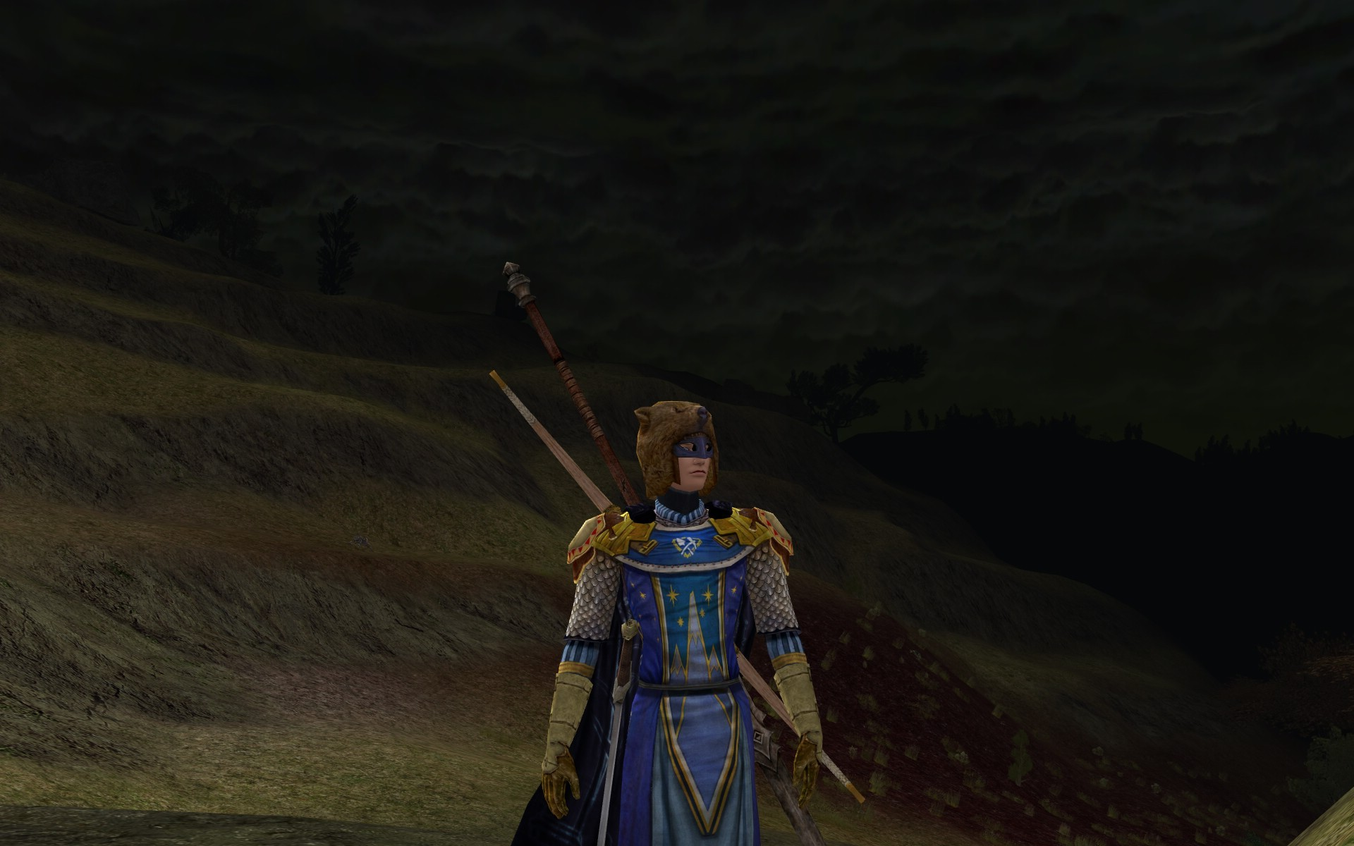 Lord of the Rings Online - darkness falls