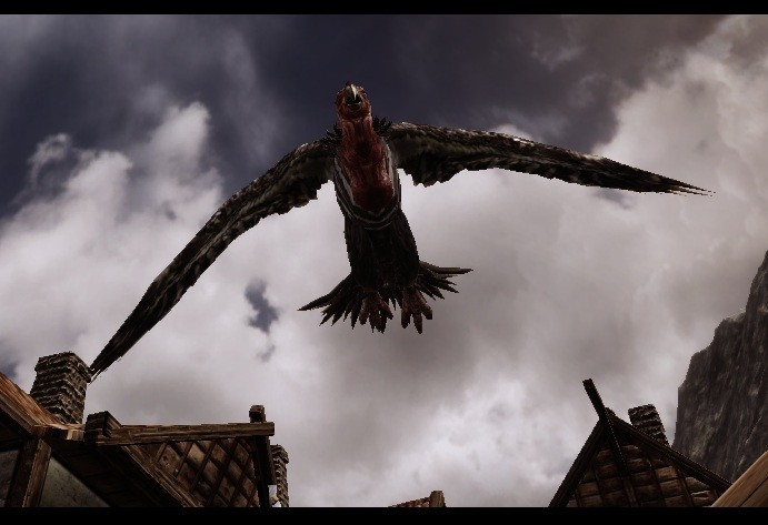 Mortal Online - MO Giant Bird