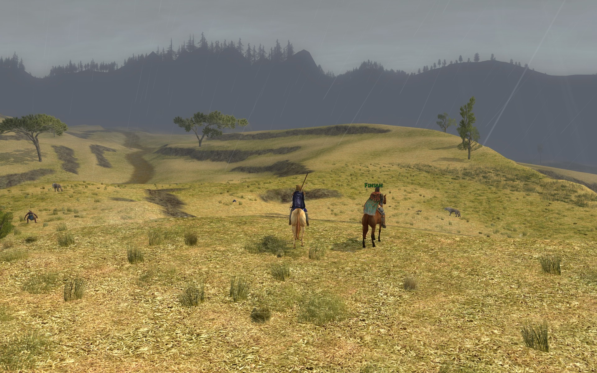 Lord of the Rings Online - long way to go