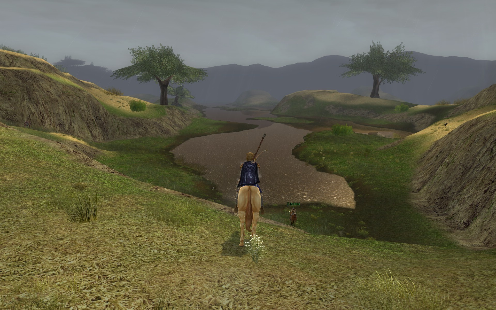 Lord of the Rings Online - oasis