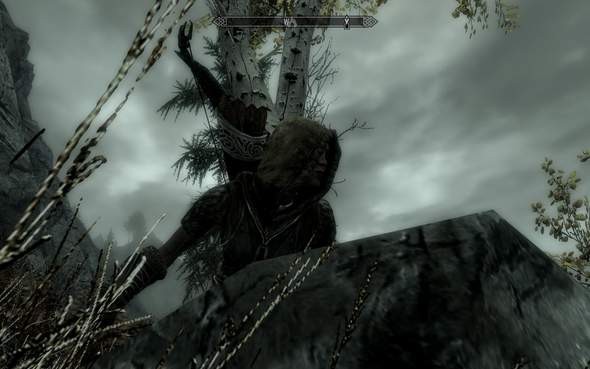 Skyrim - Kahvi hunting near Whiterun