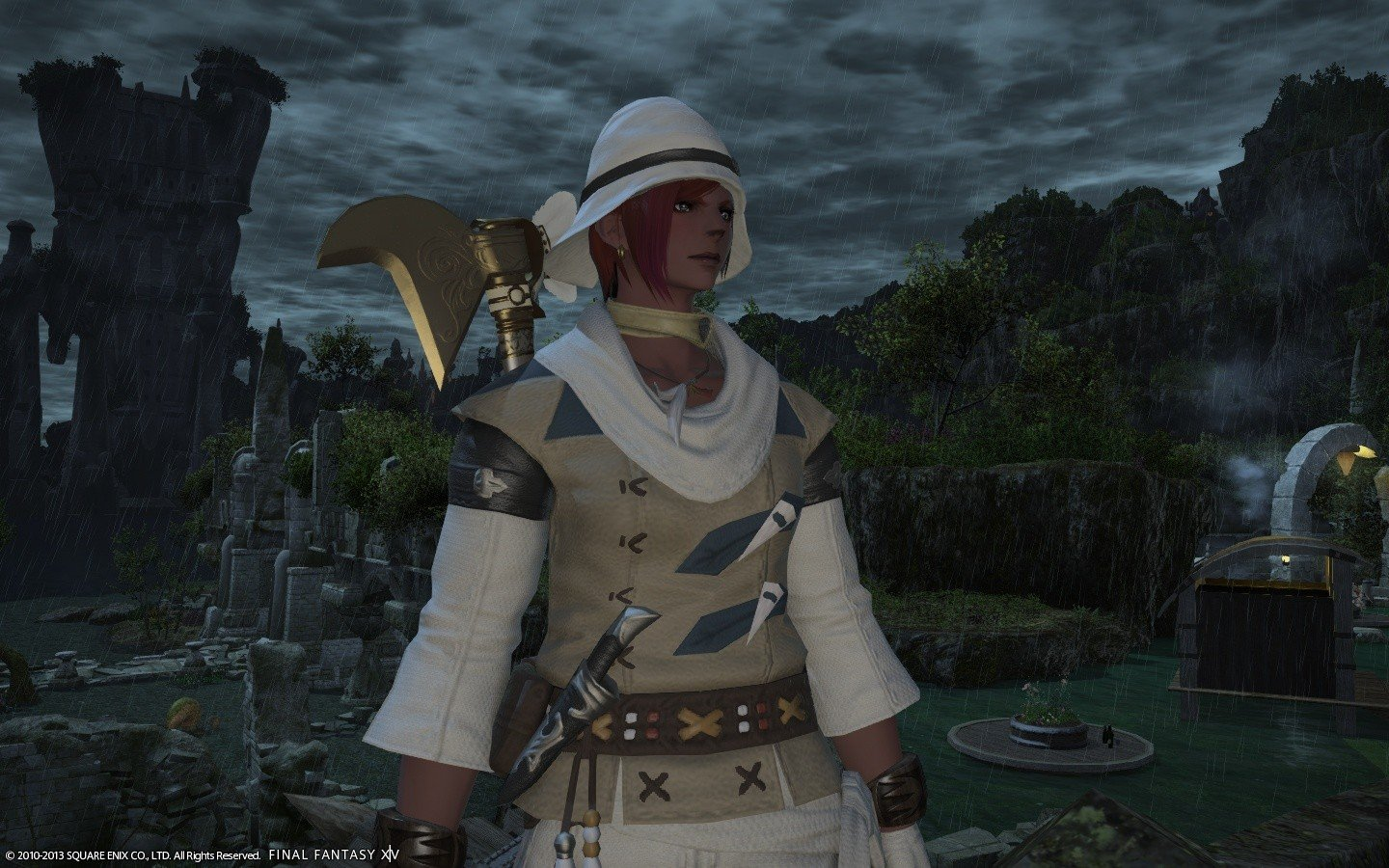 Final Fantasy XIV: Heavensward - All Powerful Botanist