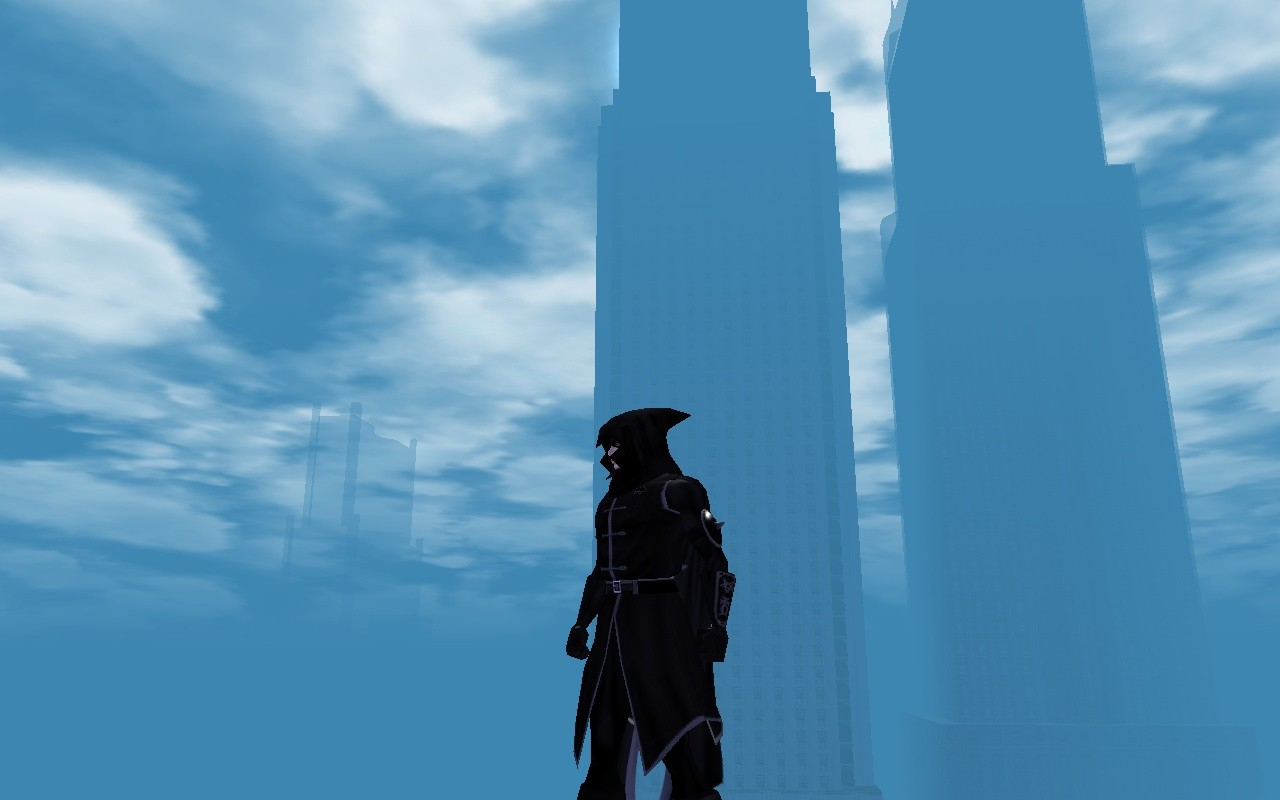 City of Heroes - The Extraordinary Jack of all Shades