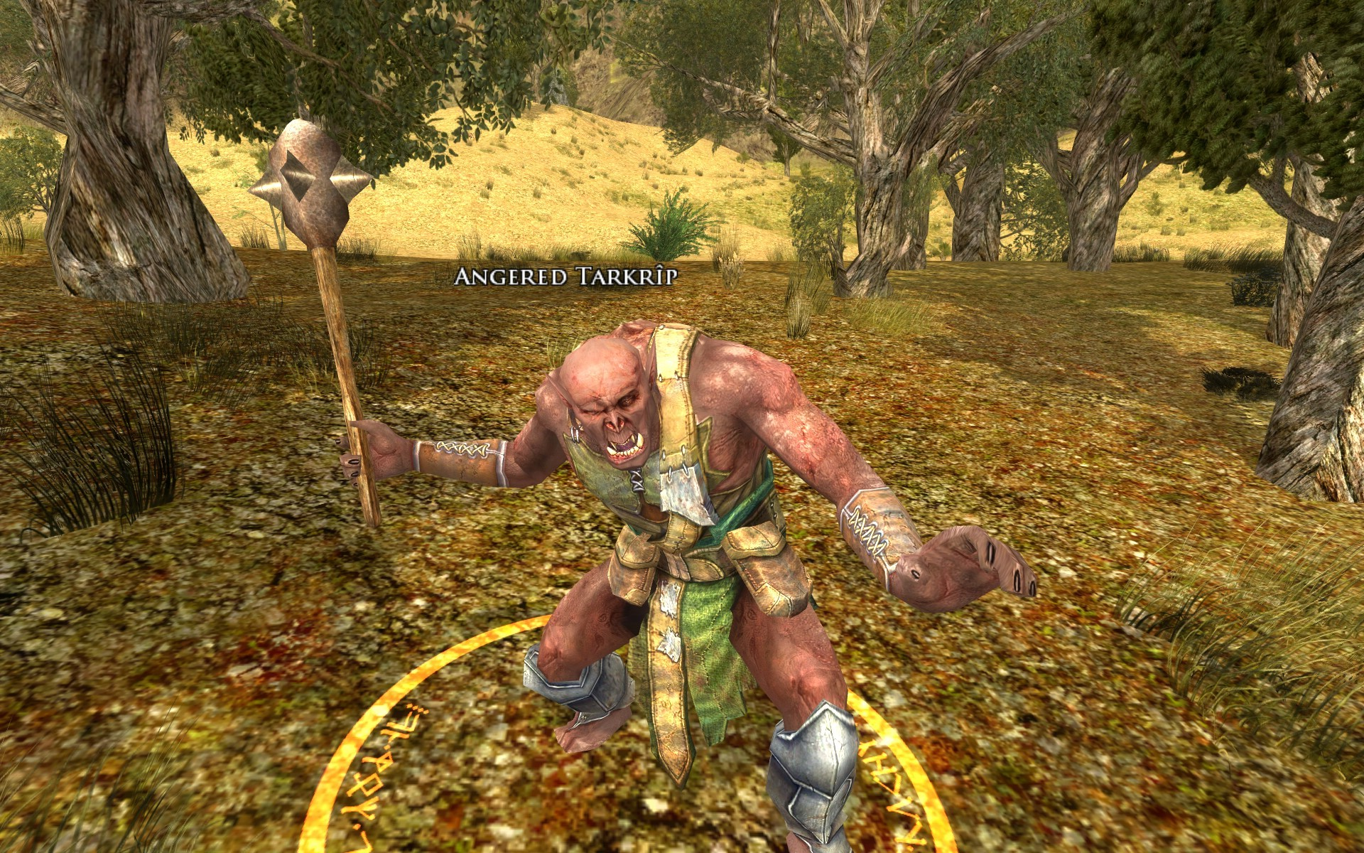 Lord of the Rings Online - Bonk