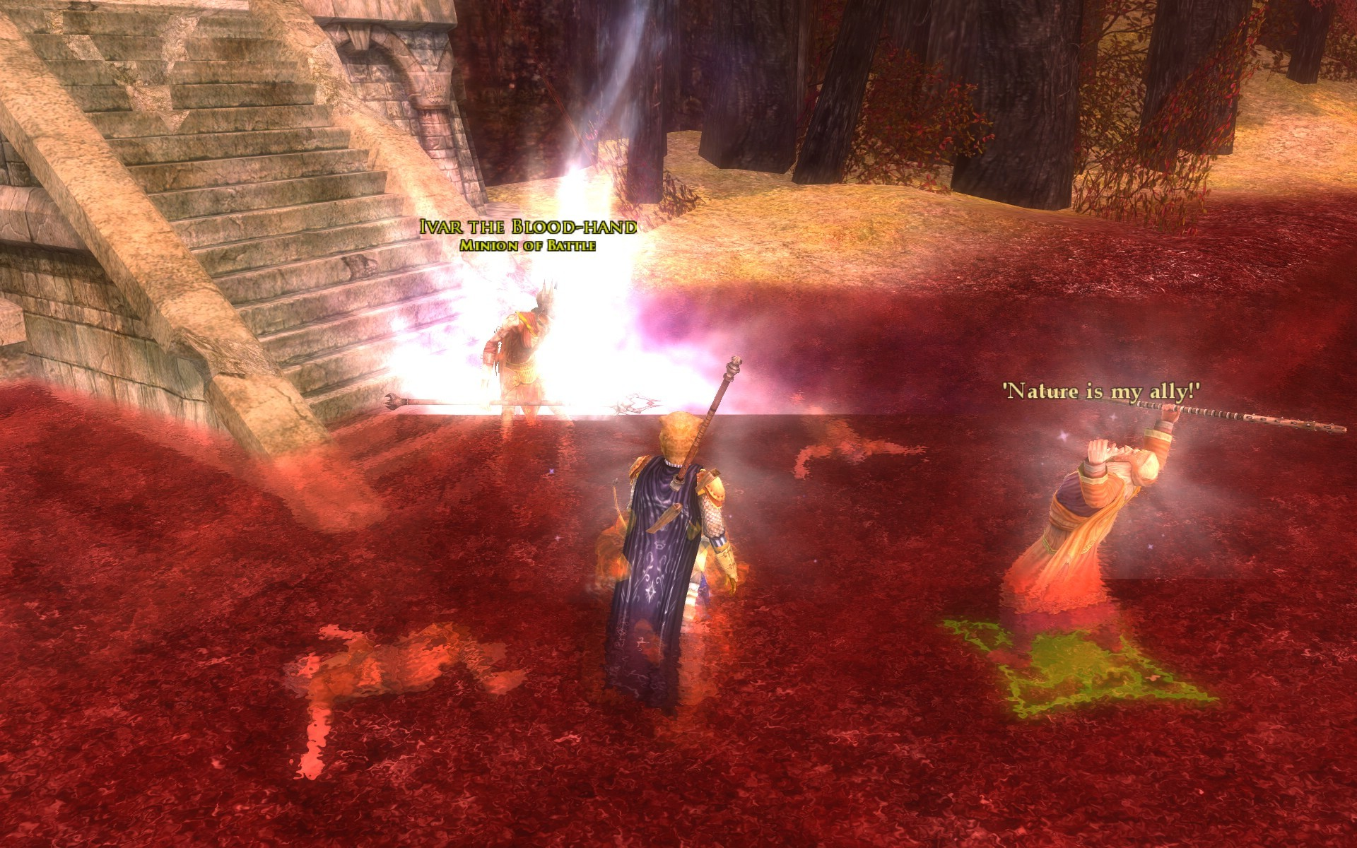 Lord of the Rings Online - pwnd