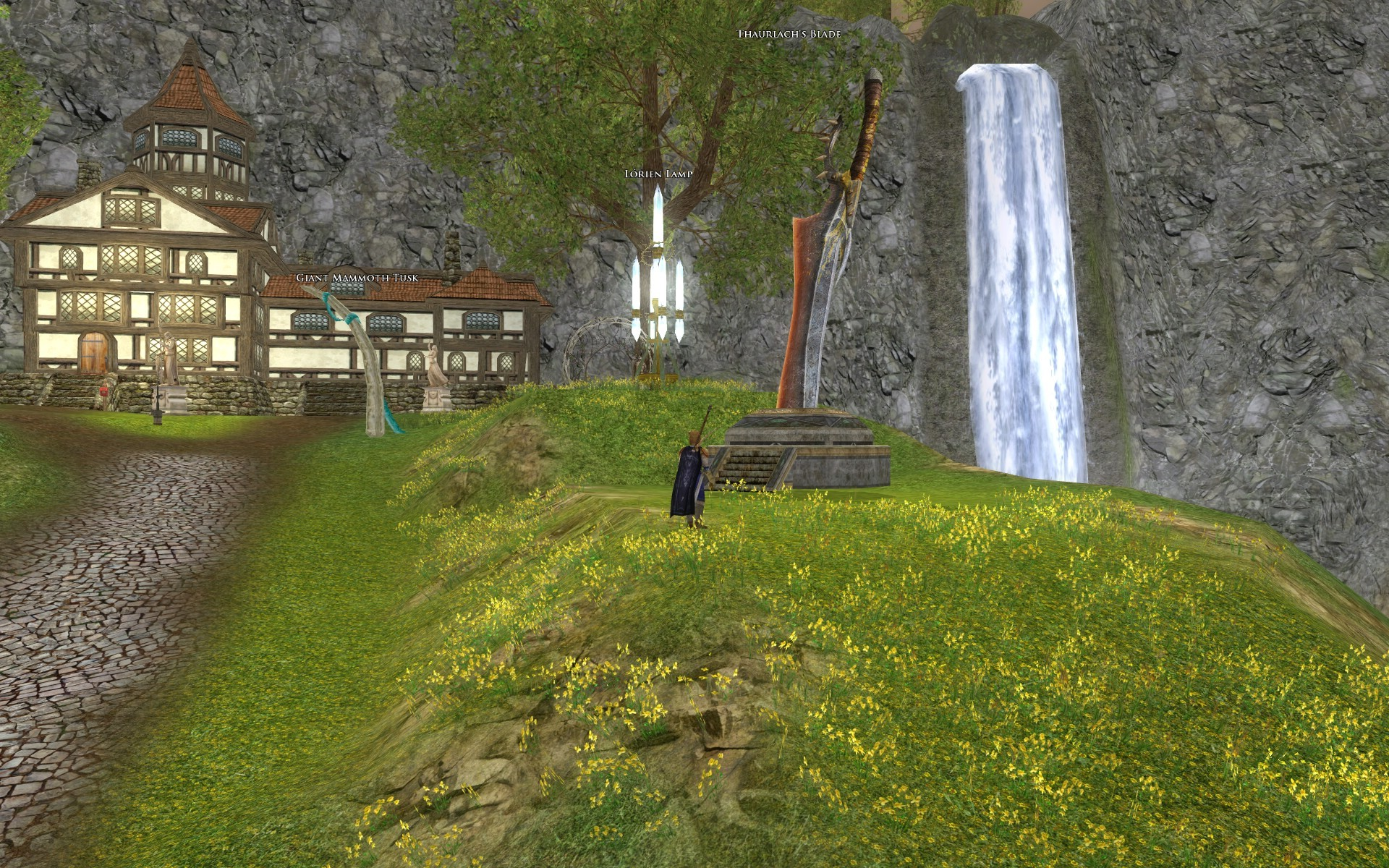 Lord of the Rings Online - that's a big one