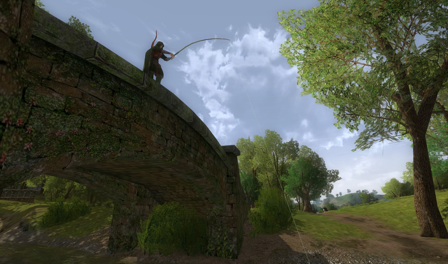 Lord of the Rings Online - Pro fisher
