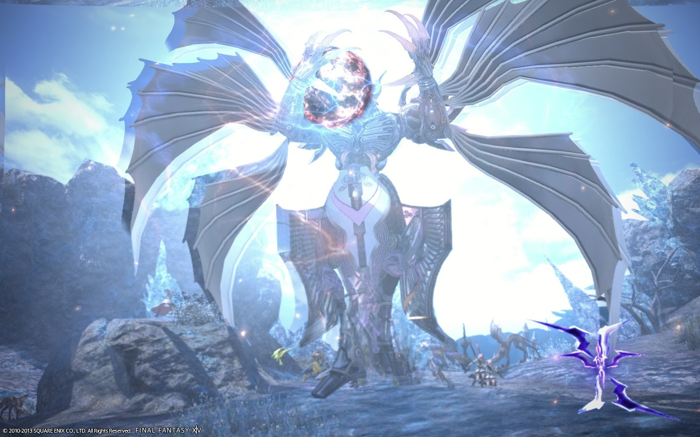 Final Fantasy XIV: A Realm Reborn - This is gonna hurt...