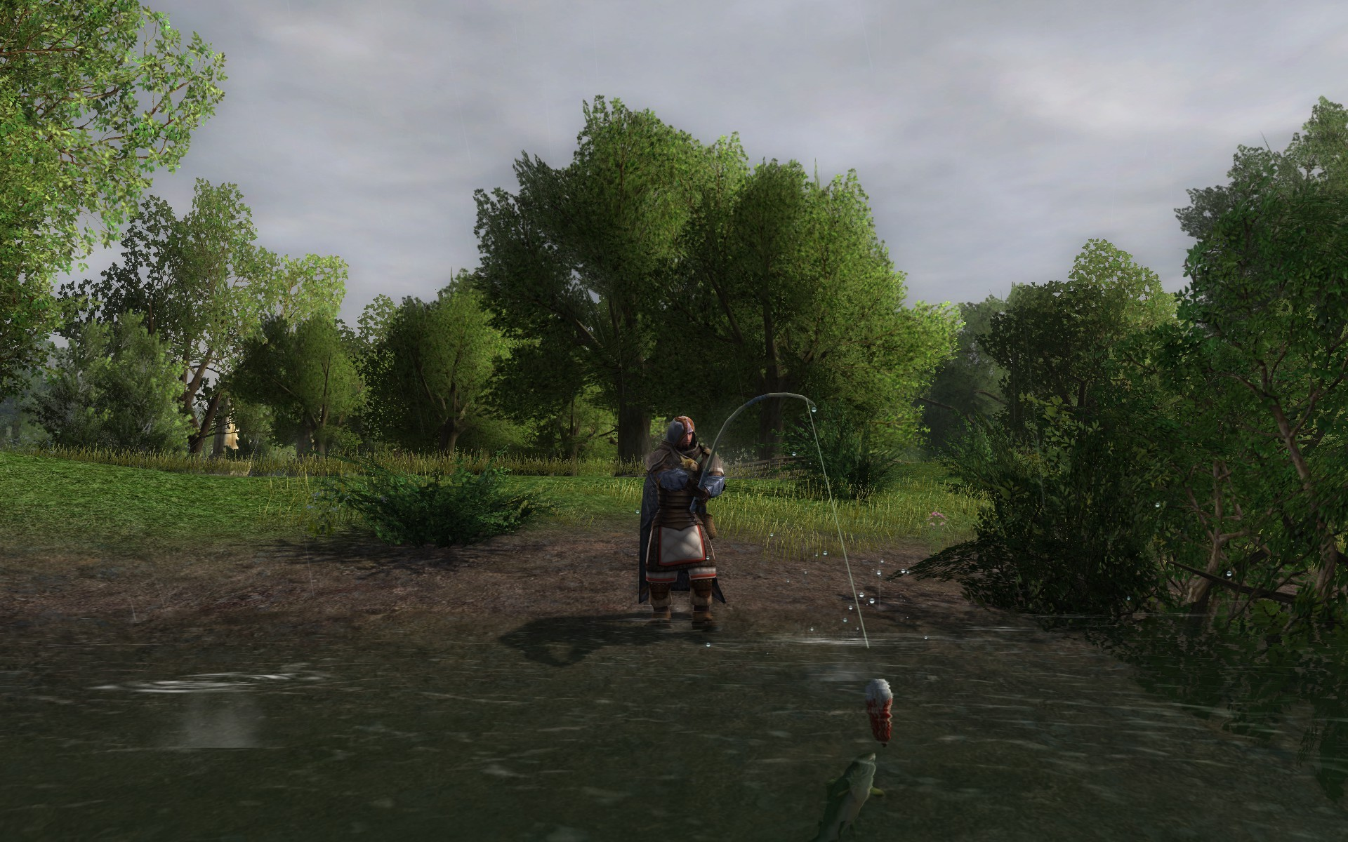 Lord of the Rings Online - Dinner time!
