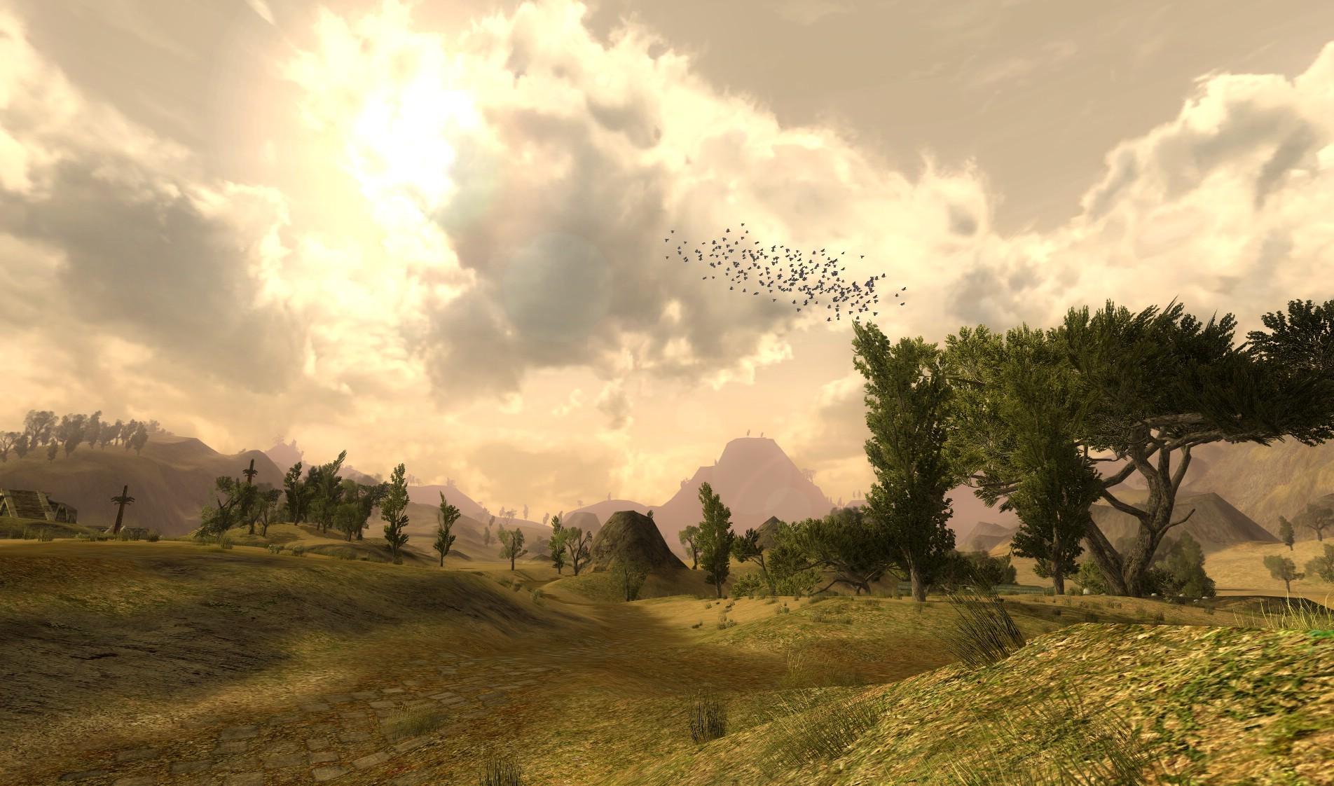 Lord of the Rings Online - Lone-Lands
