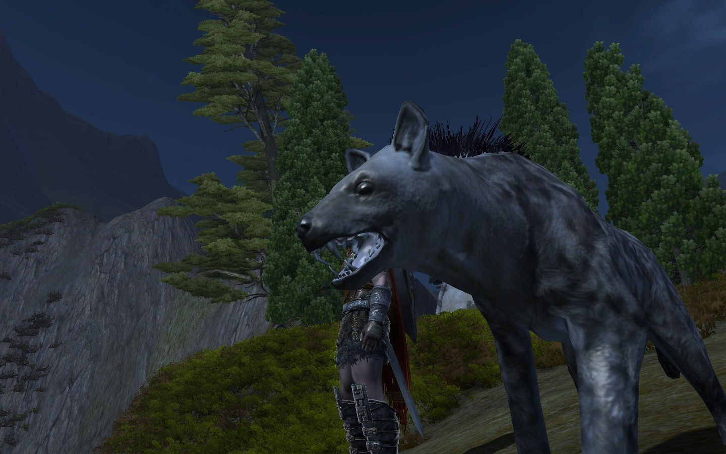 Age of Conan: Unchained - Hyena Social Pet Age of Conan