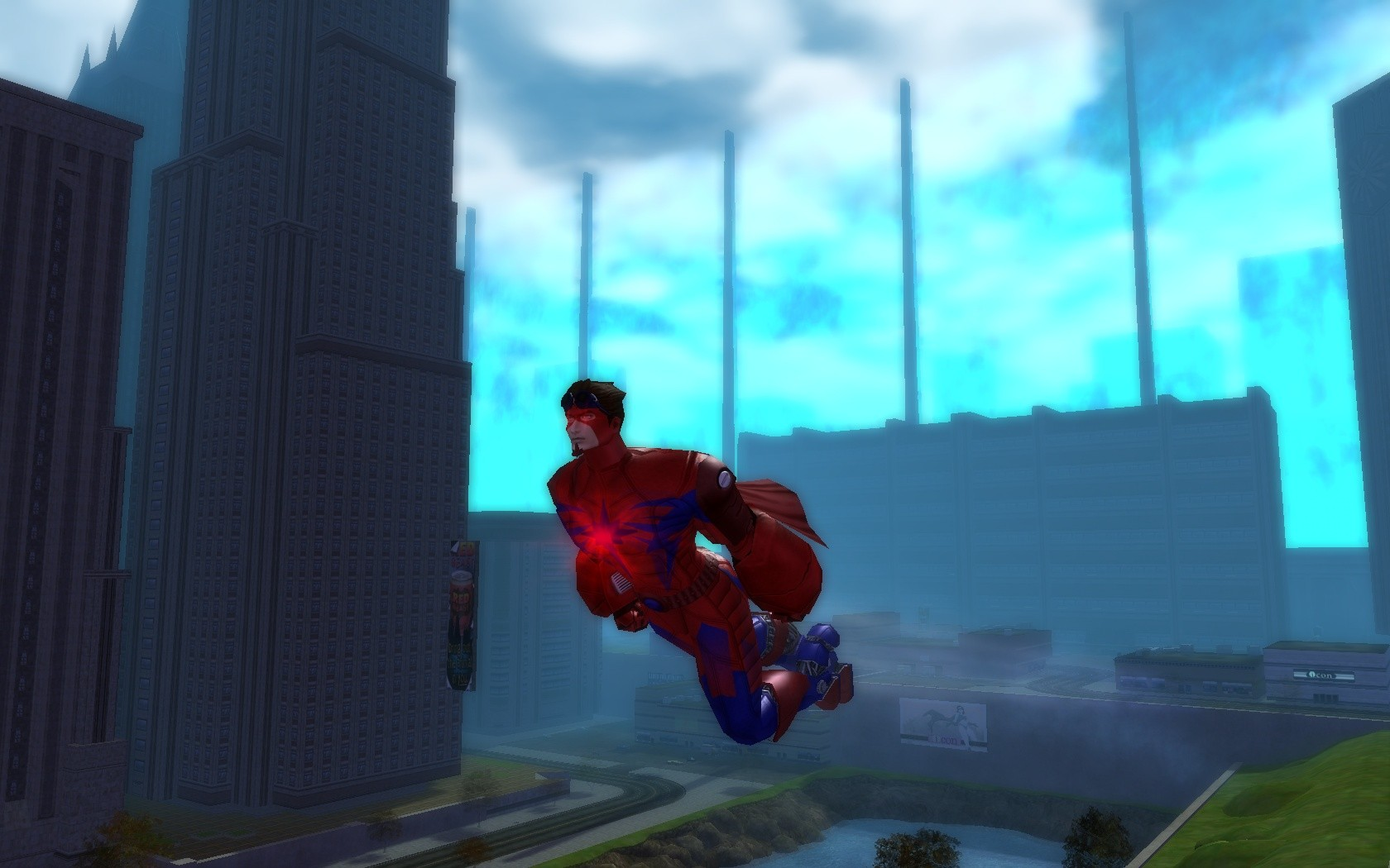 City of Heroes - Goodbye, Paragon City