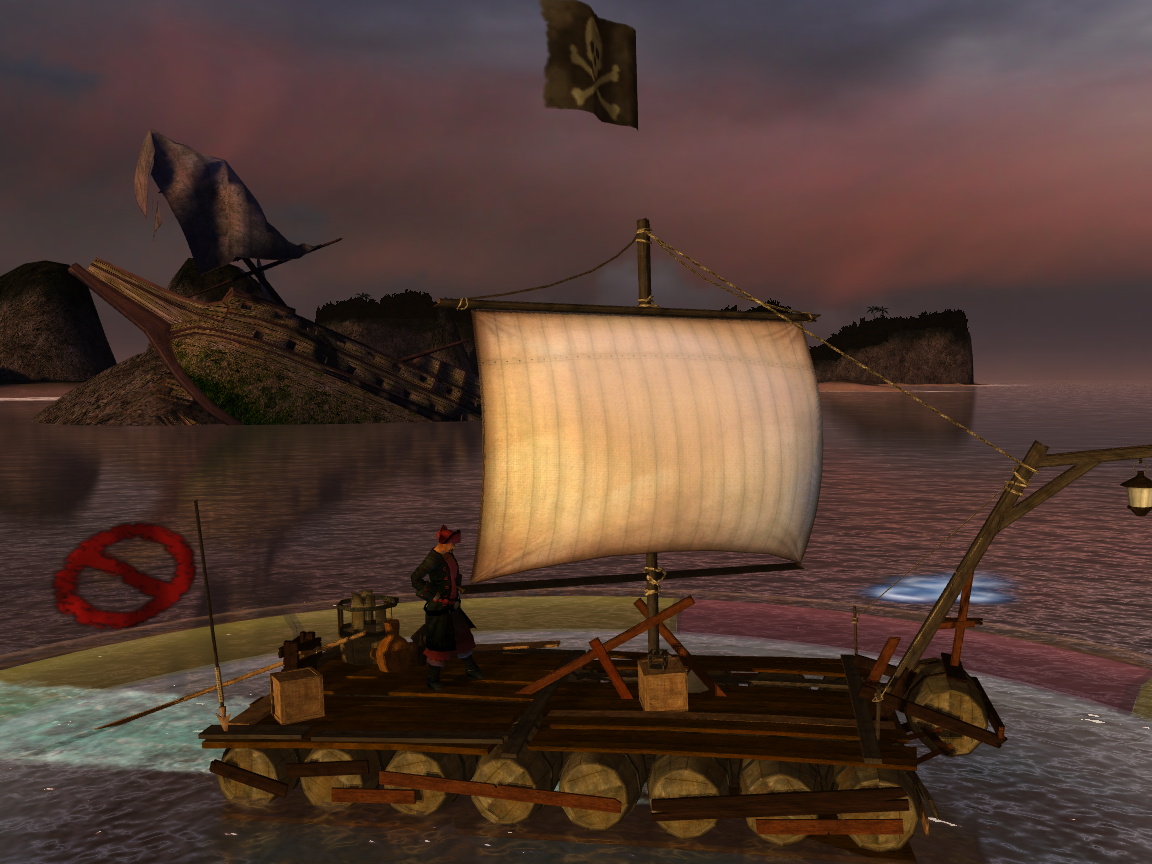 Pirates of the Burning Sea - If You're Sailing One of These, You're Having a Bad Day