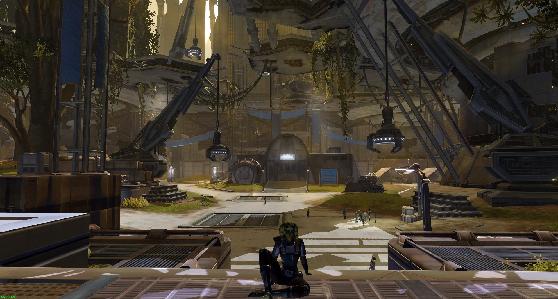 Star Wars: The Old Republic - Making Taris your home