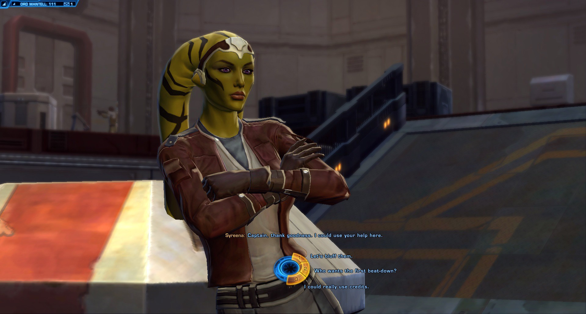 Star Wars: The Old Republic - Don't mind if I do...