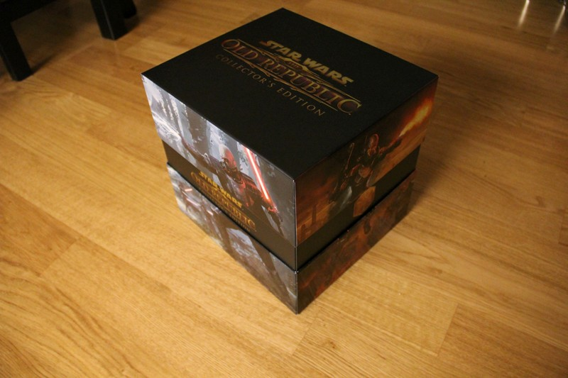Star Wars: The Old Republic - Star Wars The Old Republic : Collectors Edition Box 2