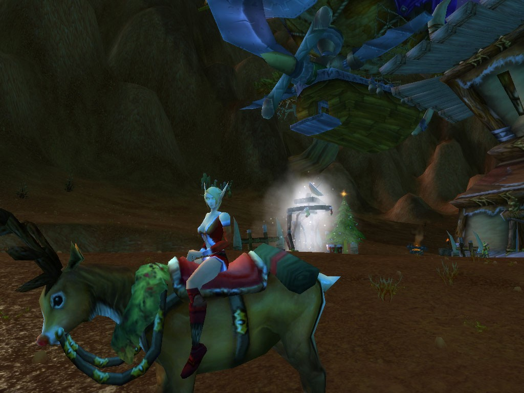 World of Warcraft - Guess who's coming to town?^^