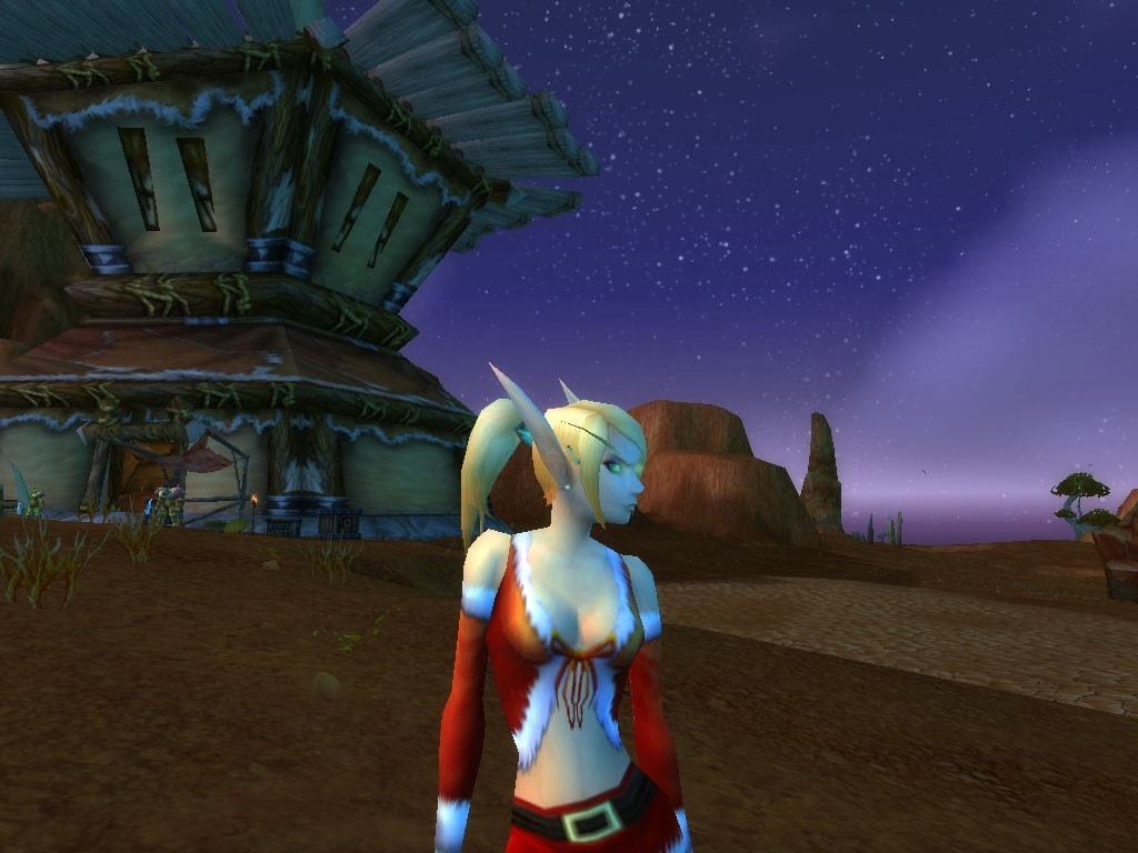 World of Warcraft - Have you been Naughty?