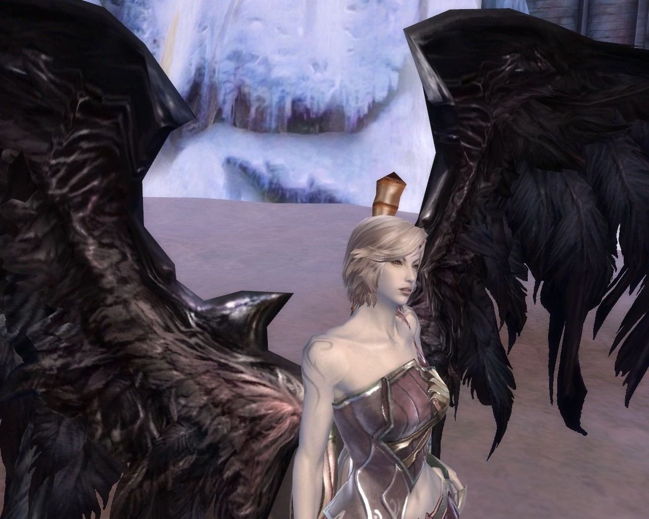 Asmodian Wings