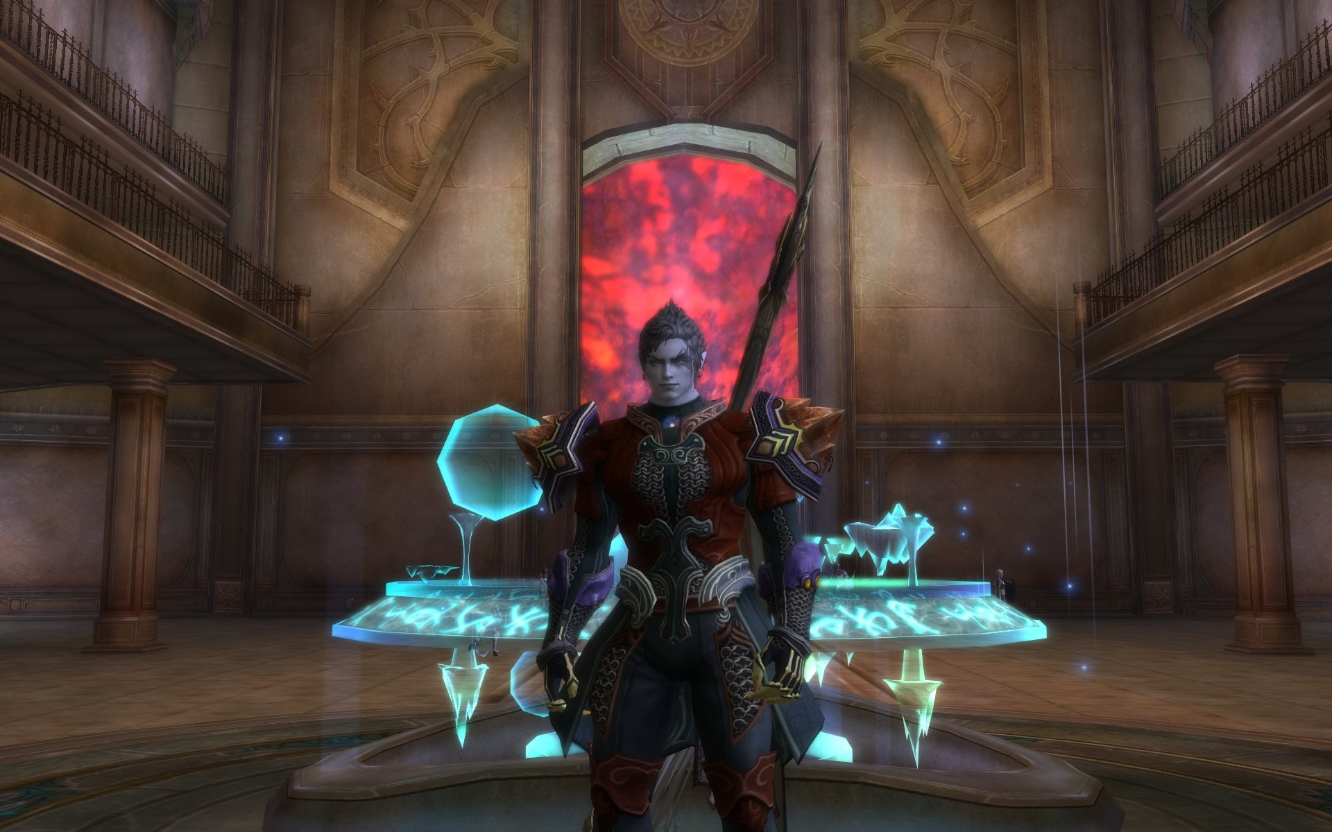 Aion - My char in the abyss